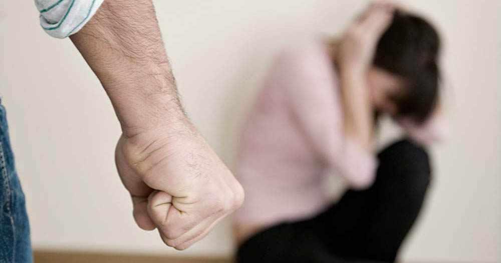 Δεν είμαι θύμα ενδοοικογενειακής βίας