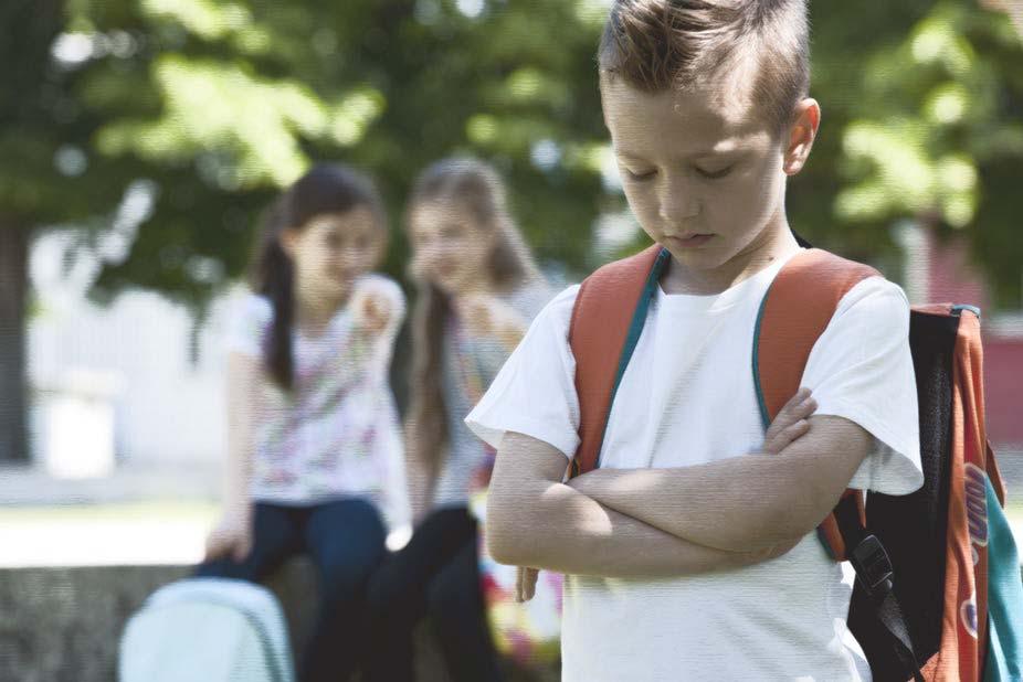Οι πράξεις που στοιχειοθετούν το bullying