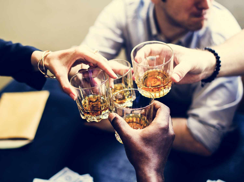 Αλκοόλ και αυτοάμυνα